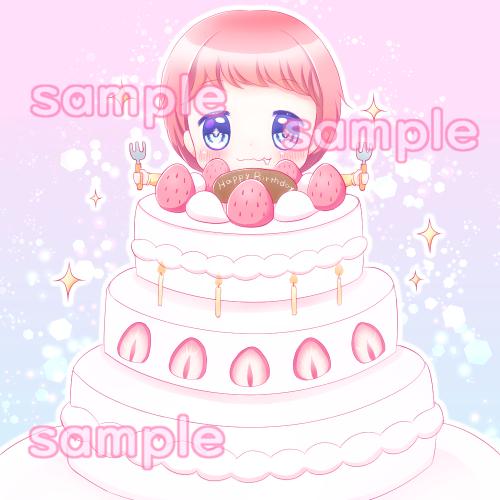 ご相談いただければ、ケーキをメインにすることも可能です♪何かご希望があればお気軽にお問い合わせください