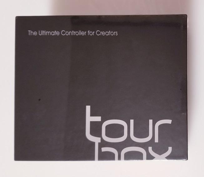 TourBox 開封直後